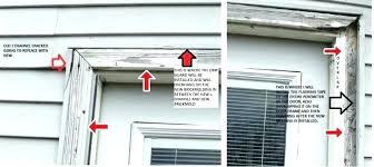 garage door flashing exterior door flashing the garage journal board exterior door rain drip cap exterior garage door flashing