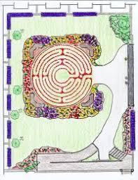 Small Picture Labyrinth Designs Garden Garden Design Ideas
