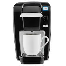 keurig mini aqua. Interesting Mini Keurig KMini K15 Single Serve KCup Pod Coffee Maker Black On Mini Aqua