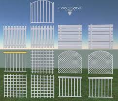 White Wood Fence SONY DSC White Wood Fence Nongzico