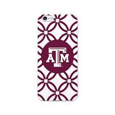 Texas A M University White Phone