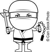 ninja clipart black and white.  And Ninja Clipart Black And White 2 Thumb Image  PREVIOUS NEXT Related  Wallpapers Throughout Ninja Clipart Black And White O