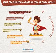 social media bullying has become a serious problem nobullying what can children do about bullying on social media