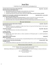 special education teacher resume sample - Special Education Resume Samples