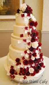 Lets Be Candid Wedding Cake Wedding Cake Red Wedding Cakes Cake
