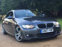 BMW 3 Series what is the cheapest bmw : STUNNING ** BMW 325i M SPORT 2007 AUTOMATIC (Metallic Grey ...
