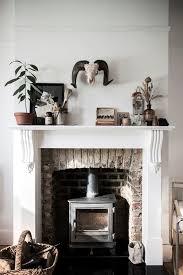 7 rustic fireplace