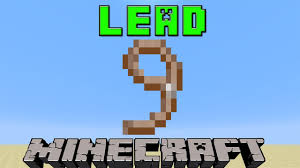 how to make a lead in minecraft. Simple How Intended How To Make A Lead In Minecraft