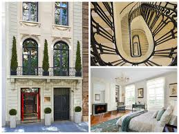 Beaux Arts Interior Design Unique BeauxArts Carnegie Hill Townhouse Goes From School To Private