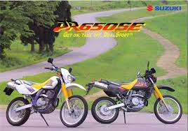 1996 Suzuki Dr650set