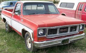 1974 GMC Pickup - Information and photos - MOMENTcar