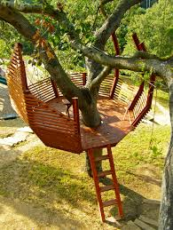 Best 25 Tree Forts Ideas On Pinterest  Diy Tree House Kids Tree How To Build A Treehouse For Adults