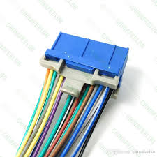 car audio stereo wiring harness for buick cadillac pontiac 100pcs lot car audio stereo wiring harness for buick cadillac pontiac oldsmobile