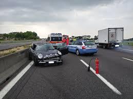 Eliambulanza in A4 per un incidente tra Palazzolo e Rovato ...