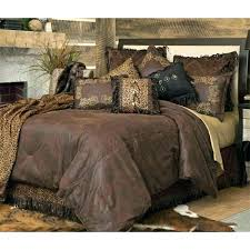 rustic lodge bedding wooded river creek bedding collection