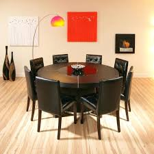 round dining table 8 chairs with regard to seats co under popular decor 4