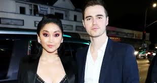 We try to keep the spark alive! Lana Condor Her Real Life Boyfriend Are Working On A Super Secret Project