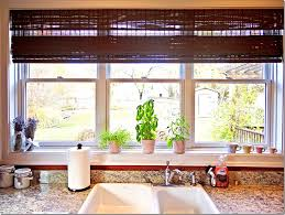 Kitchen Window Dressing Window Privacy Ideas Zampco