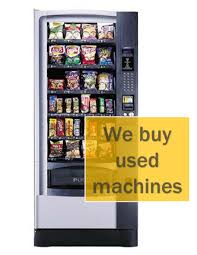 Sell Used Vending Machines Inspiration Buy Lease Sell Red Seal Vending
