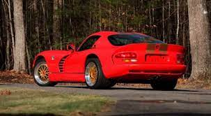 dodge viper gts cs will be sold at auction