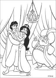jasmine printable coloring pages. Perfect Pages Sultan Soldiers Sultan Jasmine And Aladdin Coloring Page  Coloring  DISNEY Pages Intended Printable Pages C