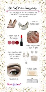 not sure which accessories to pair with your dream prom dress don t know what prom jewelry prom shoes and prom makeup will go well with your prom dress