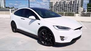 Tesla Model X Review Youtube