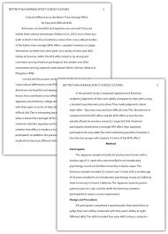 American Psychology Association Format American Psychological Association Format For References