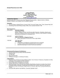 Cosmetology Sample Resume Resume Stunning Cosmetology Instructor Cover Letter Sample