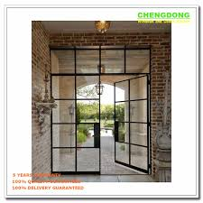 grand double sliding door shanghai factory commercial used glass sliding door double