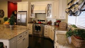 kitchens with white cabinets and dark floors. Image Of: Off White Kitchen Dark Floors Cabinets On Pinterest Kitchens With And