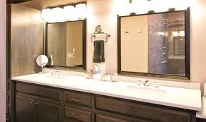 hollywood bathroom lights mounted mirror for side adorable above shaver makeup vanity led table stick lamp