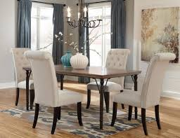 nailhead dining chairs dining room. Spectacular Upholstered Dining Chairs With Nailheads B90d In Rustic Home Design Furniture Decorating Nailhead Room F