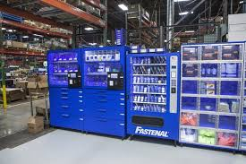 Fastenal Vending Machine Impressive Fastenal Stock Has Big Day On Strong Earnings Report Star Tribune