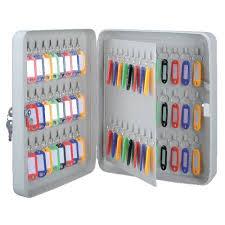 office key holder. Key-Cabinet-Gray-Metal-Box-Storage-Multi-Key- Office Key Holder EBay