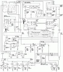Carburetor wiring diagram truck ford 4g91 ga15 engine 22r schematic wires electrical system 950