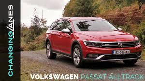Volkswagen Passat Alltrack Review - ChangingLanes.ie - YouTube