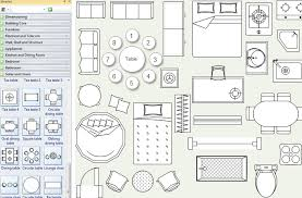 floor plan symbols bathroom. Modren Bathroom Furniture Templates For Floor Plans Plan In Symbols Bathroom U