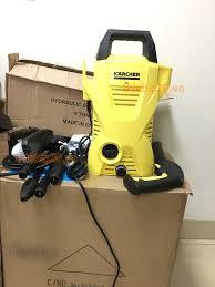 Cấu tạo máy xịt rửa xe mini gia đình