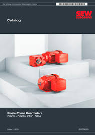 single phase gearmotors 1 147 pages