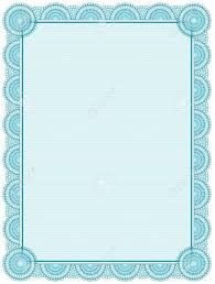 printable frame templates blank printable certificate frame template royalty free cliparts