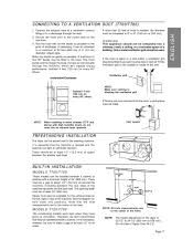 asko t support and manuals vent spacer standing standing installa installation tion the dryer can be extended to the center of at least 1 2 on all around f and above