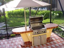 Simple Outdoor Kitchen Plans Outdoor Kitchen Designs For Small Spaces Home Improvement 2017