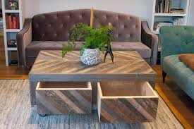 Diy Pallet Coffee Table Instructions  Les ProomisPallet Coffee Table Diy Instructions
