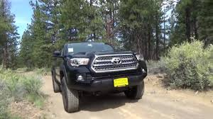 2016 Tacoma TRD Off Road Long Bed First Look - YouTube