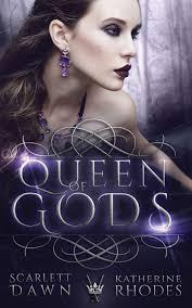 Amazon | Queen of Gods (Vampire Crown) | Dawn, Scarlett, Rhodes, Katherine  | Fantasy, Futuristic & Ghost