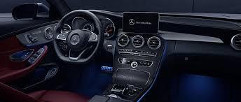 2018 mercedes benz c class interior