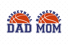All contents are released under creative commons cc0. Basketball Dad Svg Basketball Mom Svg Cut Files 52467 Cut Files Design Bundles