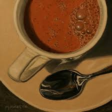 hot chocolate painting. Fine Painting Here Is A Cup Of Hot Cocoa As Kids We Always Called It Chocolate And I  Loved Having After Being Outdoors Sledding Or Scooping Snow Intended Hot Chocolate Painting