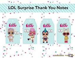 Surprise Images Free Lol Surprise Themed Party Ideas Kidspot